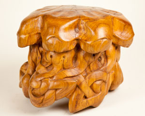 works in wood collection